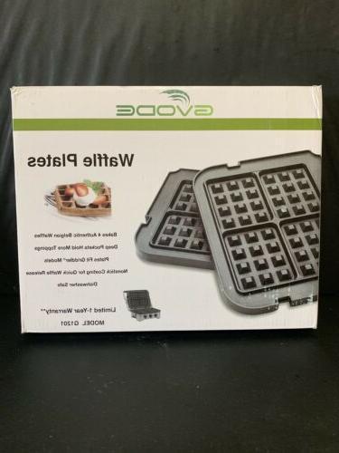 waffle plates for cuisinart griddler