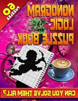 Nonogram Logic Puzzle Book: 60 Japanese Picross/Crossword/Gr